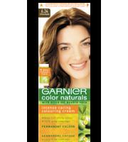 Garnier, Color Naturals Crème, Trwała farba do włosów, 6.34 CZEKOLADA, 100 + 10 ml