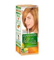 Garnier, Color Naturals Crème, Trwała farba do włosów, 7.3 NATURALNY ZŁOTY BLOND, 100 + 10 ml