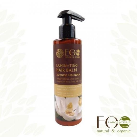 Ecolab, Laminujący balsam do włosów, 200 ml