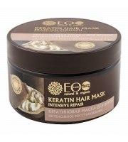 Ecolab, Strany, Maska do włosów KERATYNOWA, 250 ml