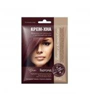 Fitokosmetik, Krem-henna, BURGUND, 50 ml
