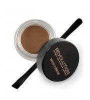 Makeup Revolution, Brow pomade - pomada do brwi - CARAMEL BROWN, 2.5 g