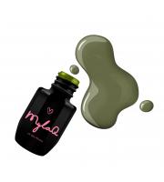 MylaQ, Lakier Hybrydowy, M068, My Military Green, 5 ml