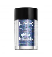 NYX, Face & Body Glitter, Brokat 11 VIOLET, 2.5 g