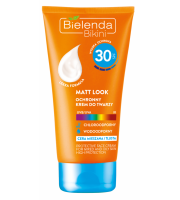 Bielenda, Bikini, Krem do twarzy SPF 30 MATT LOOK, 50 ml