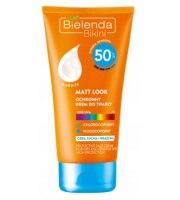Bielenda, Bikini, Krem do twarzy SPF 50 MATT LOOK, 50 ml
