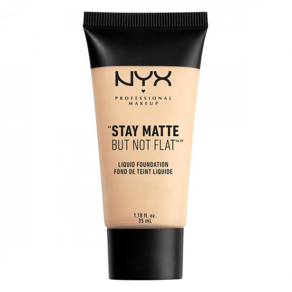 Nyx Stay Matte But Not Flat Podklad W Plynie 01 Ivory 35 Ml