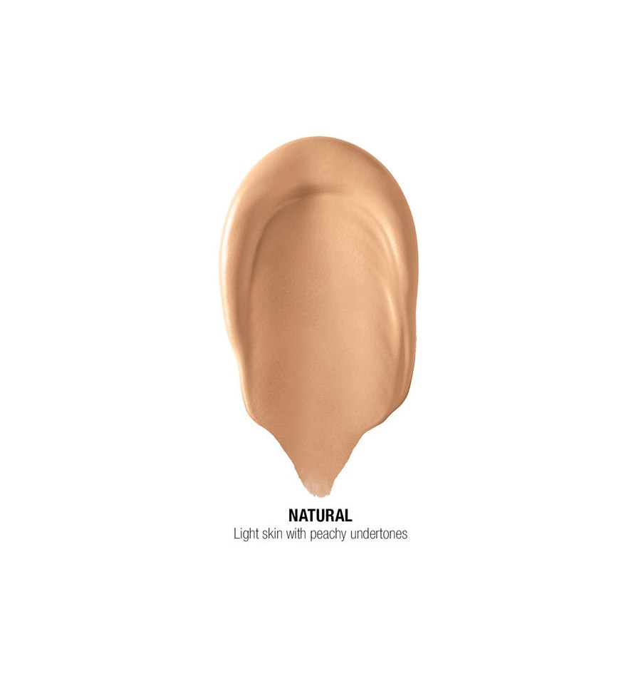 NYX,  Stay Matte But Not Flat, Podkład w płynie, 03 NATURAL, 35 ml