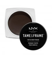 NYX, Tame & Frame, Pomada do brwi, 05 BLACK, 5 g