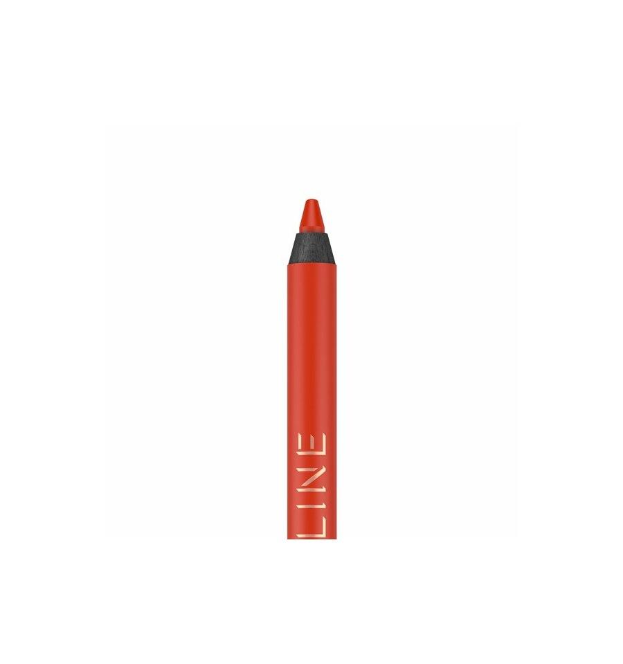 Nabla, DENUDE, Velvetline Lip Pencil, Kredka do ust, RED LANTERN, 1.12 g