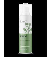 Lynia, Krem Anti-Acne z azeloglicyną oraz olejem konopnym, 50 ml