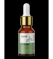 Lynia, Serum Anti-Acne z olejem konopnym i olejkiem lawendowym, 15 ml