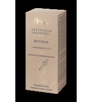 Ava, Aktywator młodości, RETINOL z witaminami, 30 ml