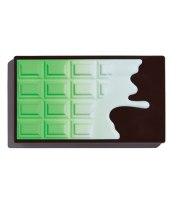 Makeup Revolution, I Heart Revolution Mint Choc Chocolate, Paleta cieni MINI, 10.2 g