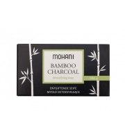 Mohani, Naturalne mydło węglowe, BAMBOO CHARCOAL, 100 g