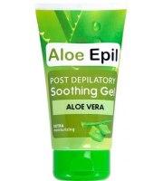 Aloe Epil, Kojący żel po depilacji, 150 ml
