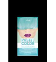 Joanna, PASTEL COLOR, Szampon koloryzujący w saszetce, TURKUS, 35 g