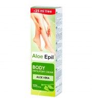 Aloe Epil, Krem do depilacji CIAŁA, 125 ml