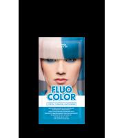 Joanna, FLUO COLOR, Szampon koloryzujący w saszetce, TURKUS, 35 g