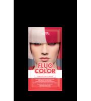 Joanna, FLUO COLOR, Szampon koloryzujący w saszetce, CZERWIEŃ, 35 g
