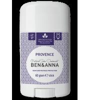 Ben&Anna, Naturalny dezodorant w sztyfcie, PROVENCE, 60 g