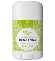 Ben&Anna, Naturalny dezodorant w sztyfcie, PERSIAN LIME, 60 g