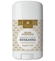 Ben&Anna, Naturalny dezodorant w sztyfcie, INDIAN MANDARINE, 60 g