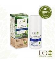 Ecolab, BIO-dezodorant, HYPOALERGICZNY, 50 ml