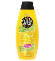 Farmona, TUTTI FRUTTI, Banan & Agrest, Olejek do kąpieli i pod prysznic, 425 ml
