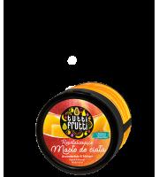 Farmona, TUTTI FRUTTI, Brzoskwinia & Mango, Rewitalizujące masło do ciała, 200 ml