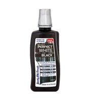 Beverly Hills Formula, Perfect White BLACK Mouthwash, 500 ml