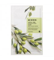 Mizon, Joyful Time OLIVE, nawilżająca maska do twarzy, 23 g