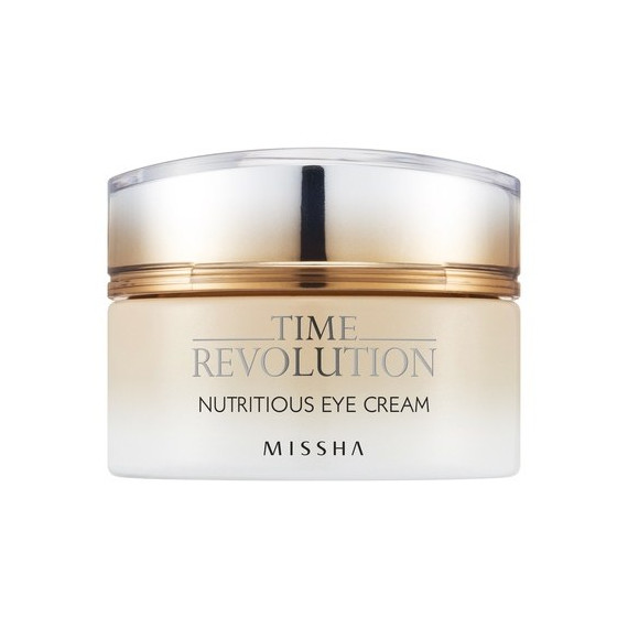 Missha, Time Revolution, Nutritious Eye Cream, 25 ml
