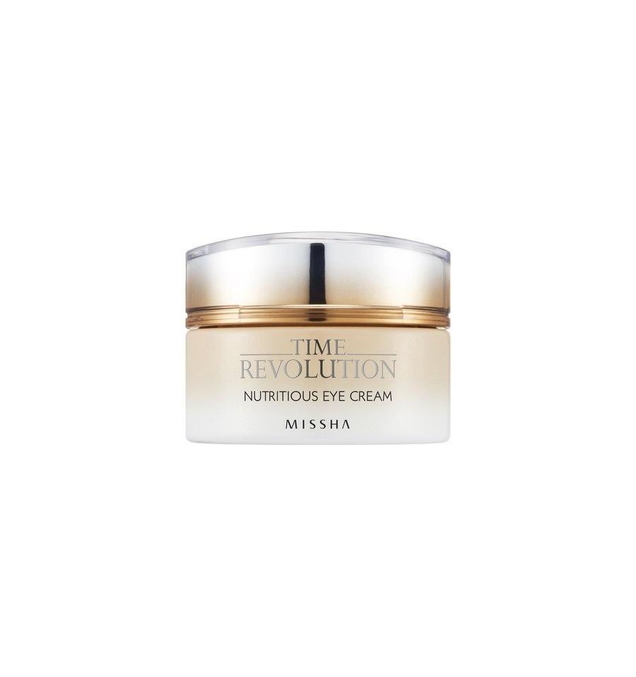 Missha, Time Revolution, Nutritious Eye Cream, 25 ml