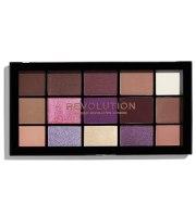Makeup Revolution, Re-Loaded, VISIONARY, Paleta cieni do powiek, 16.5 g