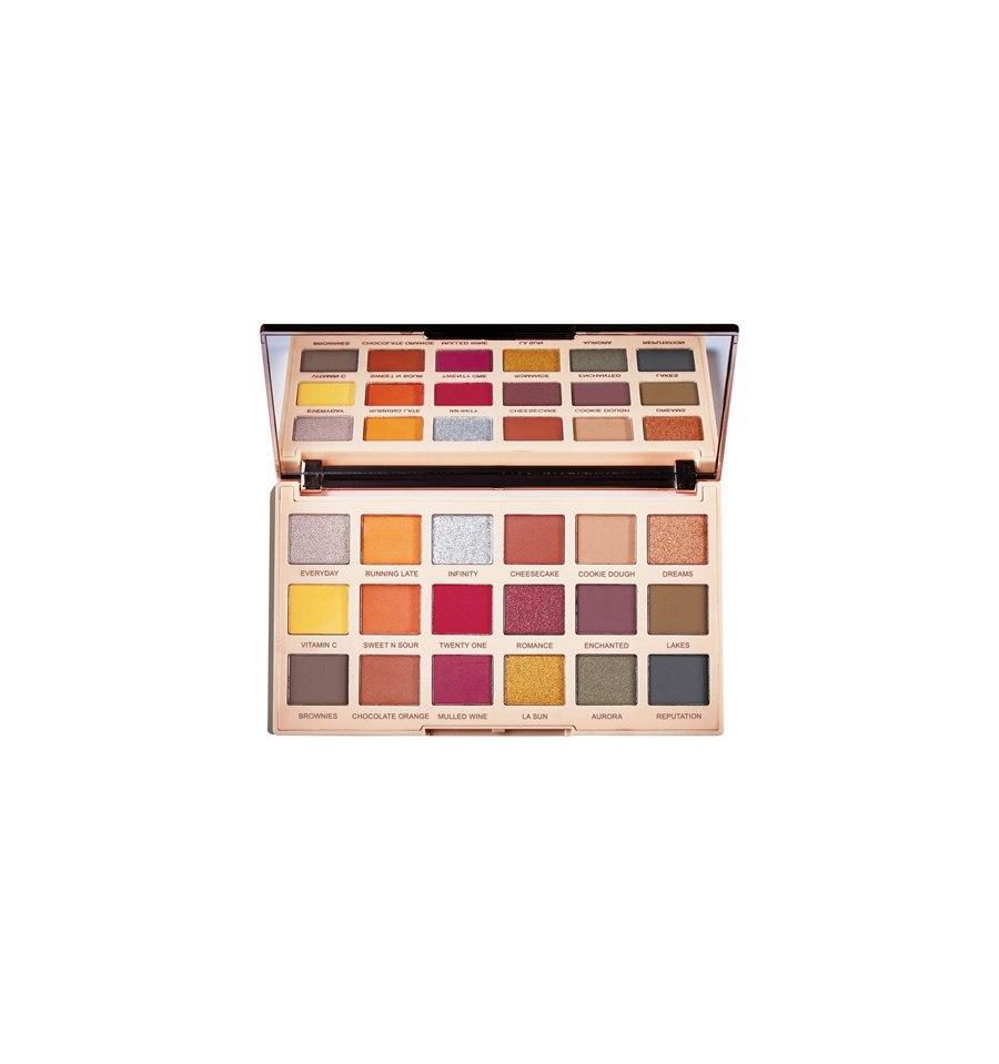 Makeup Revolution, Paleta cieni SOPH X EXTRA SPICE, 19.8 g