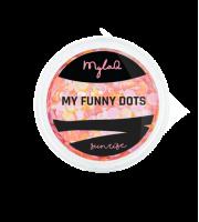 MylaQ, Ozdoba paznokci, M208-2, My Funny Dots SUNRISE, 3 g