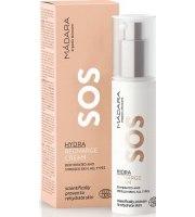 MÁDARA, SOS Hydra Recharge, Krem intensywnie odżywczy do odwodnionej skóry, 50 ml