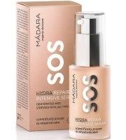 MÁDARA, SOS Hydra Repair, Intensywne serum regenerujące dla skóry odwodnionej, 30 ml