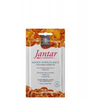 Farmona, Jantar, Maska nawilżająca z wyciągiem z bursztynu, 20 ml