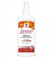 Farmona, Jantar MEDICA, Mgiełka z wyciągiem z bursztynu do włosów zniszczonych, 200 ml