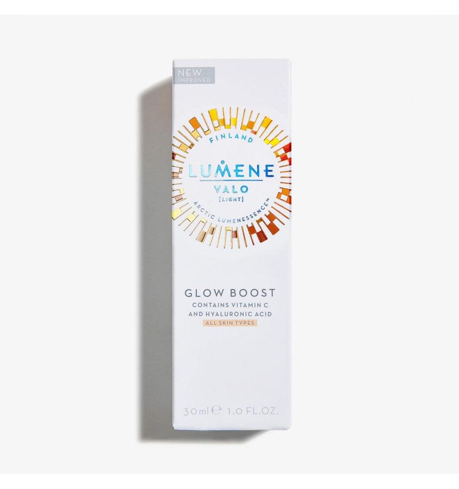 Lumene, NORDIC-C Valo, GLOW BOOST, Esencja rozświetlająca z wit. C, 30 ml