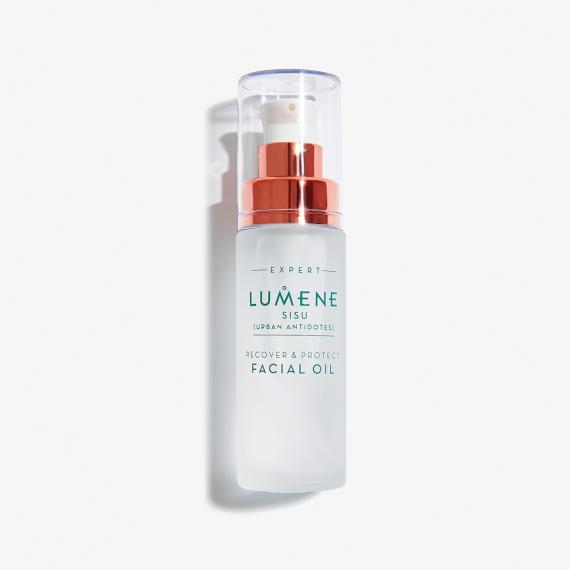 Lumene, SISU, RECOVER & PROTECT, Odżywczo-ochronny olejek do twarzy, 30 ml