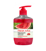 Fresh Juice, Mydło w płynie, WATERMELON, 460 ml