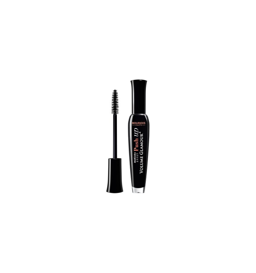 Bourjois, VOLUME GLAMOUR, Tusz pogrubiający PUSH UP, WONDER BLACK 71, 7 ml