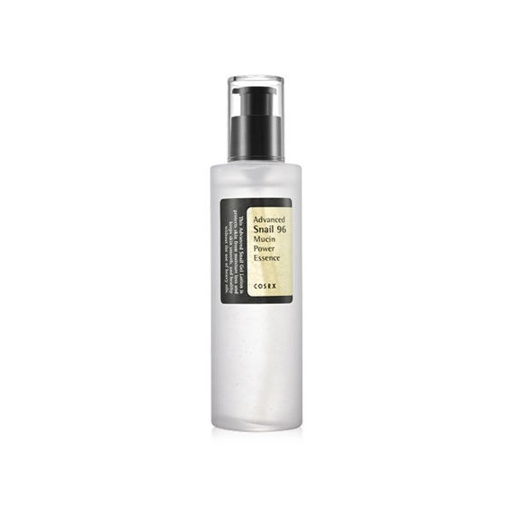COSRX, Advanced Snail 96 Mucin Power Essence, Esencja z ekstraktem ze śluzu ślimaka, 100 ml