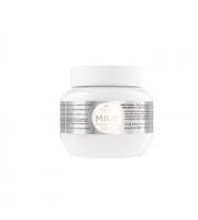 Kallos, MILK, Mleczna maska do włosów, 275 ml
