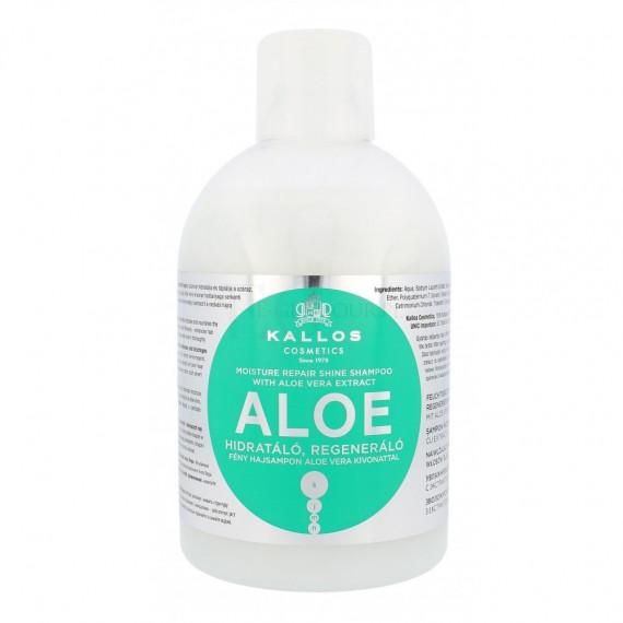 szampony aloesowe