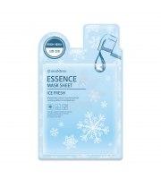seaNtree, ESSENCE, Maseczka do twarzy w płacie ICE FRESH, 20 g