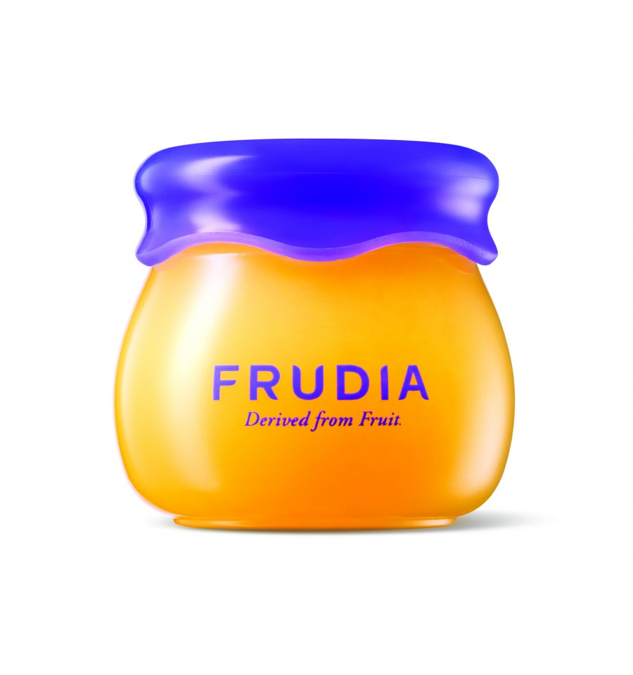 Frudia,  Blueberry Hydrating Honey Lip Balm, Odżywczy balsam do ust, 10 ml